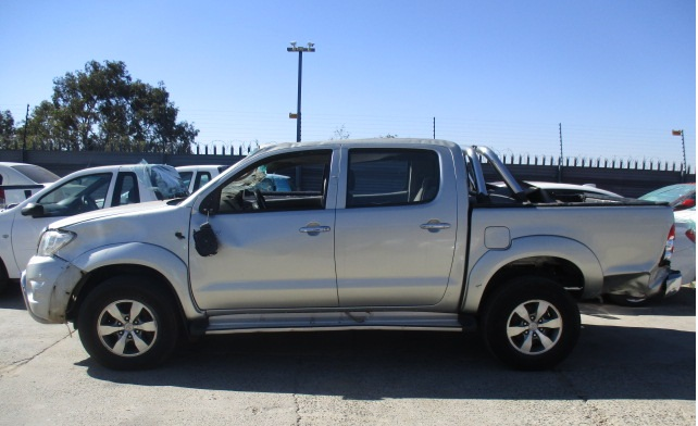 Toyota Hilux for sale | GT Salvage